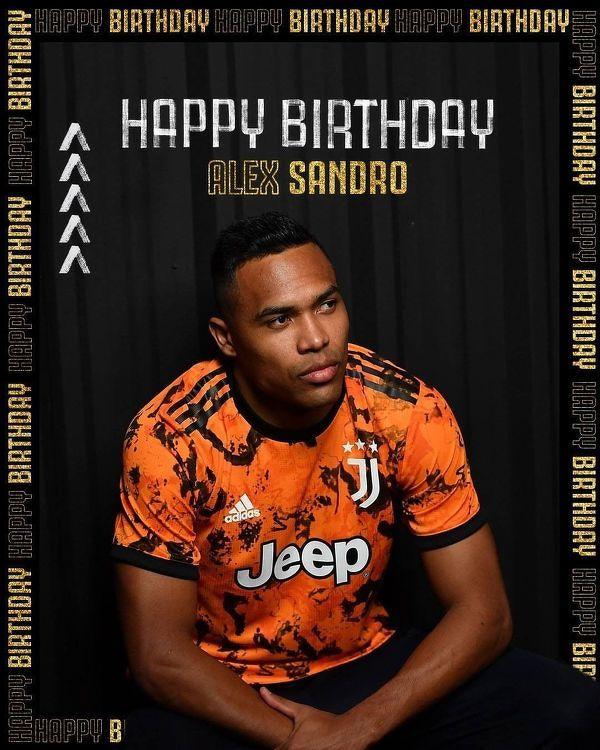 Alex Sandro kończy dzisiaj 30 lat