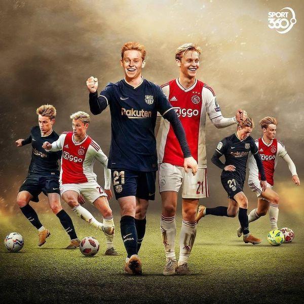 Frenkie de Jong odnalazł formę z Amsterdamu