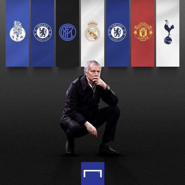 W którym klubie Mourinho sprawdził się najlepiej?