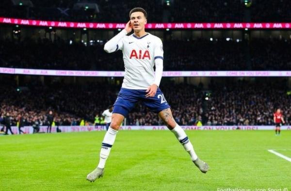 Fabrizio Romano: PSG jest blisko porozumienia z Tottenhamem w sprawie wypożyczenia Dele Alliego
