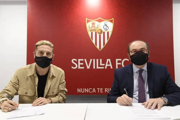 Papu Gomez został piłkarzem Sevilli!
