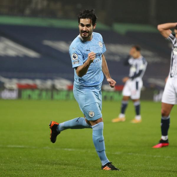 Manchester City ma Bruno Fernandesa, a Manchester City ma Gundogana