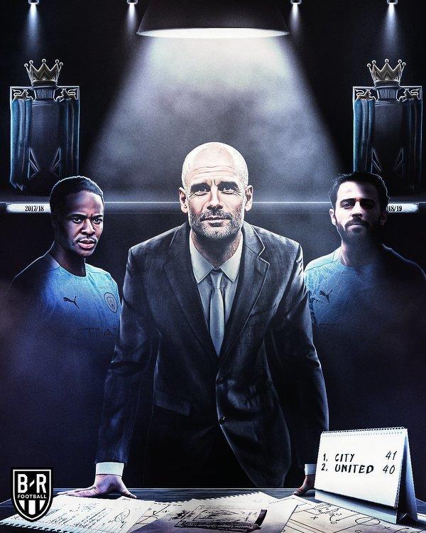 Manchester City znowu na szczycie tabeli Premier League