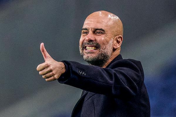 Reakcja Pepa Guardioli na porażkę Manchesteru United