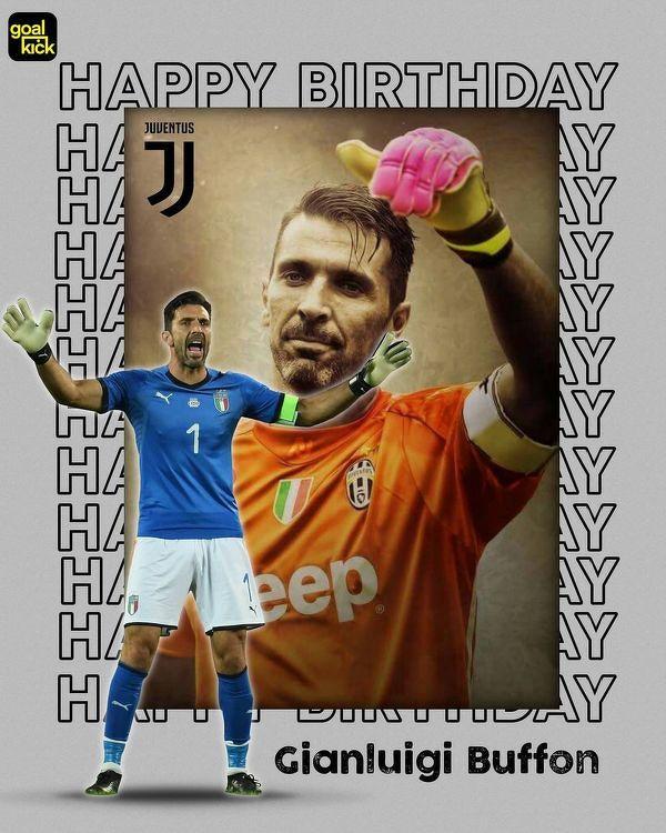 Gianluigi Buffon obchodzi dziś 43 urodziny