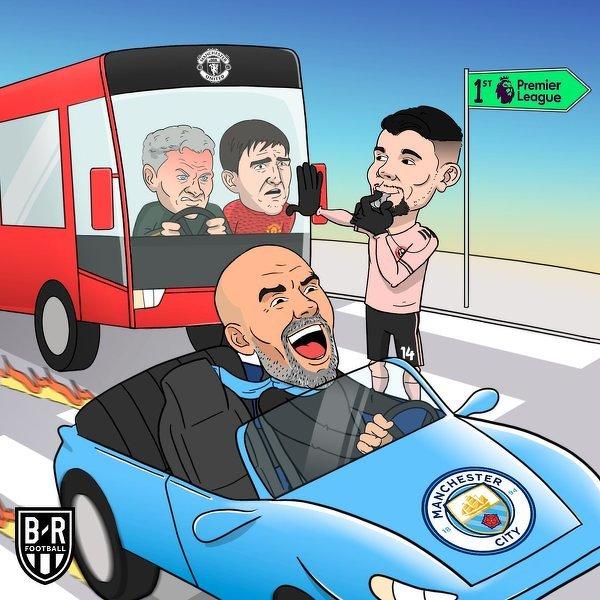 Manchester United zatrzymany w drodze na szczyt Premier League