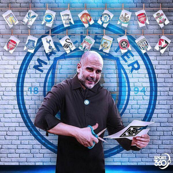 Seria Manchesteru City trwa w najlepsze