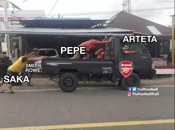 Arsenal w Lidze Europy