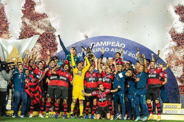Flamengo po raz 7 w historii z Mistrzostwem Brazylii