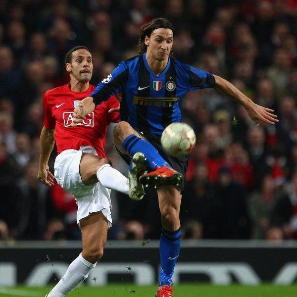 Zlatan Ibrahimovic nigdy nie pokonał Man Utd