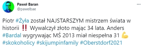 Stary ale jary!