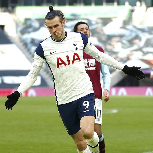 Po raz pierwszy od 8 lat Bale strzelił co najmniej 2 gole w meczu Premier League