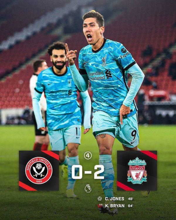 Liverpool kończy serię porażek w Premier League