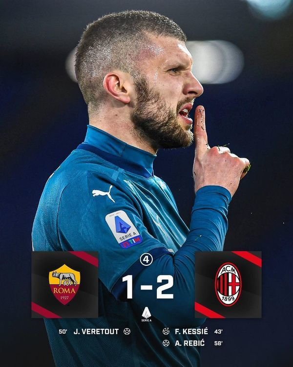 Milan nie wypadł z walki o mistrzostwo