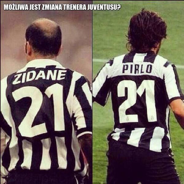 Kiedyś grali w Juve pod tym samym numerem - 21.
