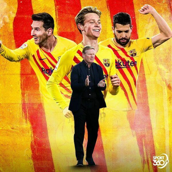 Barcelona w grze o mistrzostwo Hiszpanii