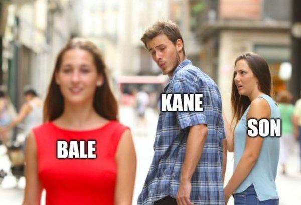 Bale w końcu odpalił