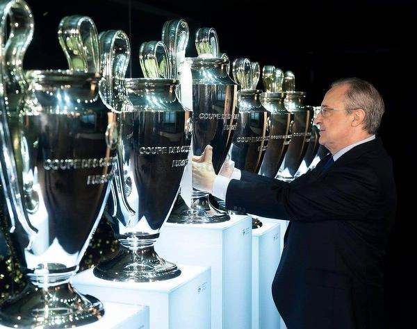Prezes Realu Madryt, Florentino Perez obchodzi dziś swoje 74. urodziny!