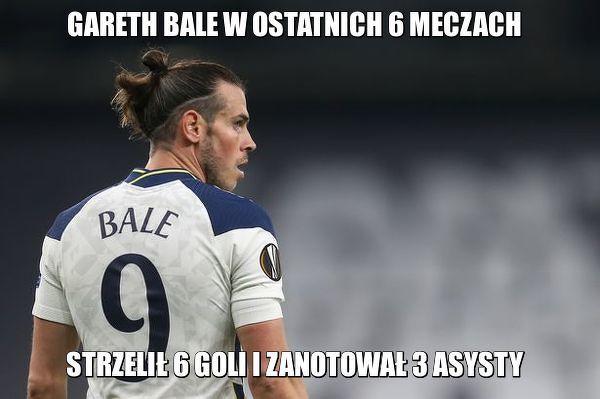 Bale znajduje się obecnie w kapitalnej formie
