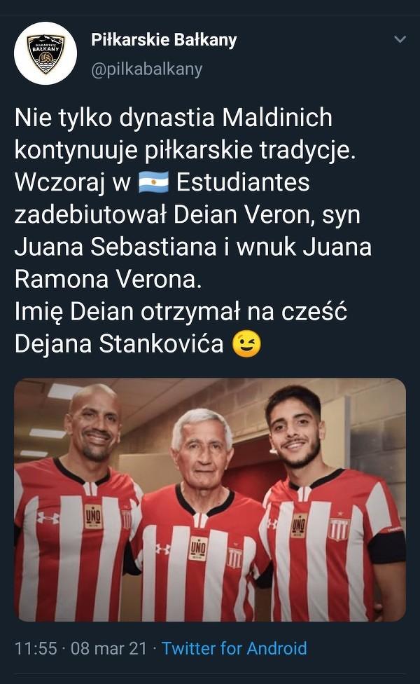 Piłkarska dynastia Veronów