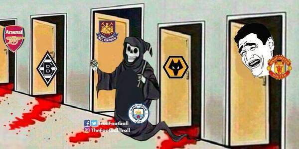 Z Manchesterem United się nie udało