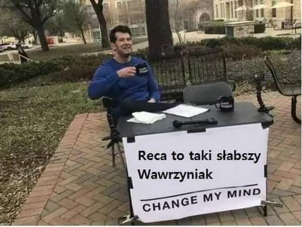 Ocena gry Arkadiusza Recy po meczu Węgry - Polska
