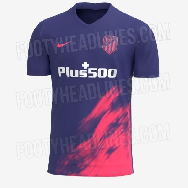 Wyjazdowa koszulka Atletico na kolejny sezon