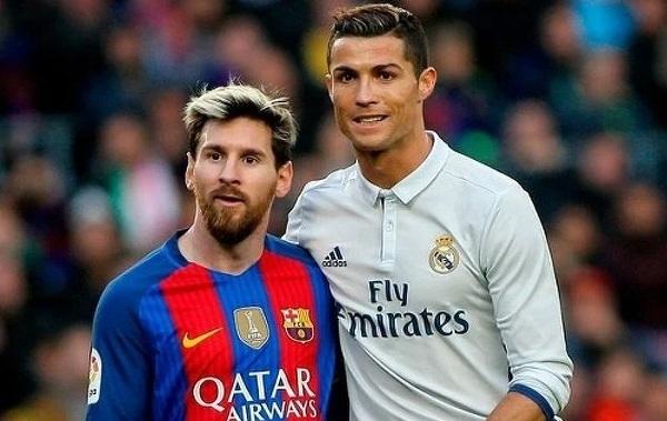 Obaj panowie strzelili tyle samo goli w El Clasico, odkąd Cristiano odszedł do Juventusu