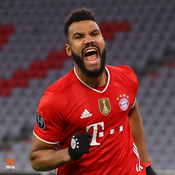 Choupo-Moting z golem dla Bayernu. Rodzi się nowa legenda Bayernu