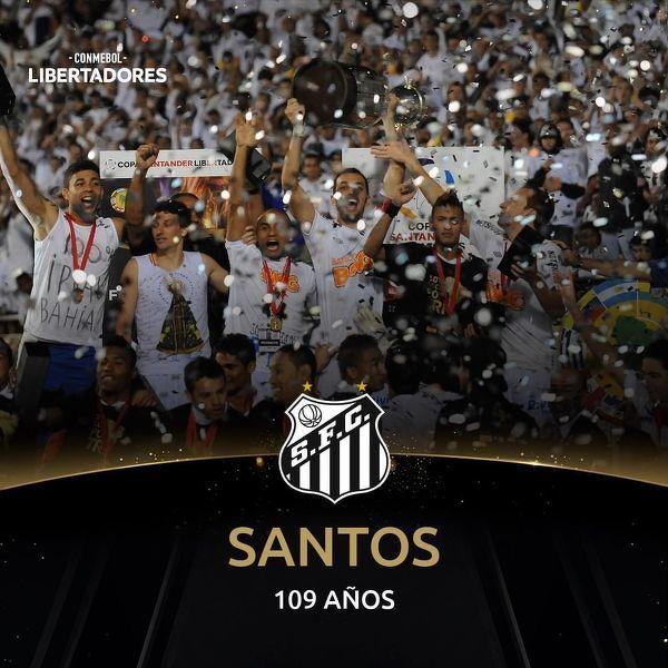 Legendarny brazylijski Santos FC świętuje dzisiaj 109 rocznicę istnienia