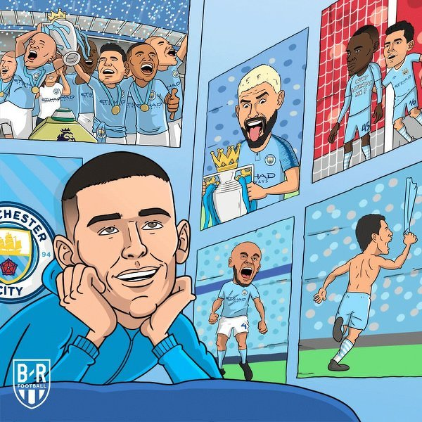 Dwudziestoletni Phil Foden spełnia marzenia Manchesteru City