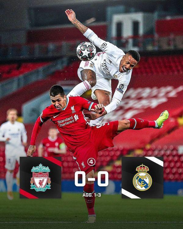 Real Madryt w półfinale Ligi Mistrzów!