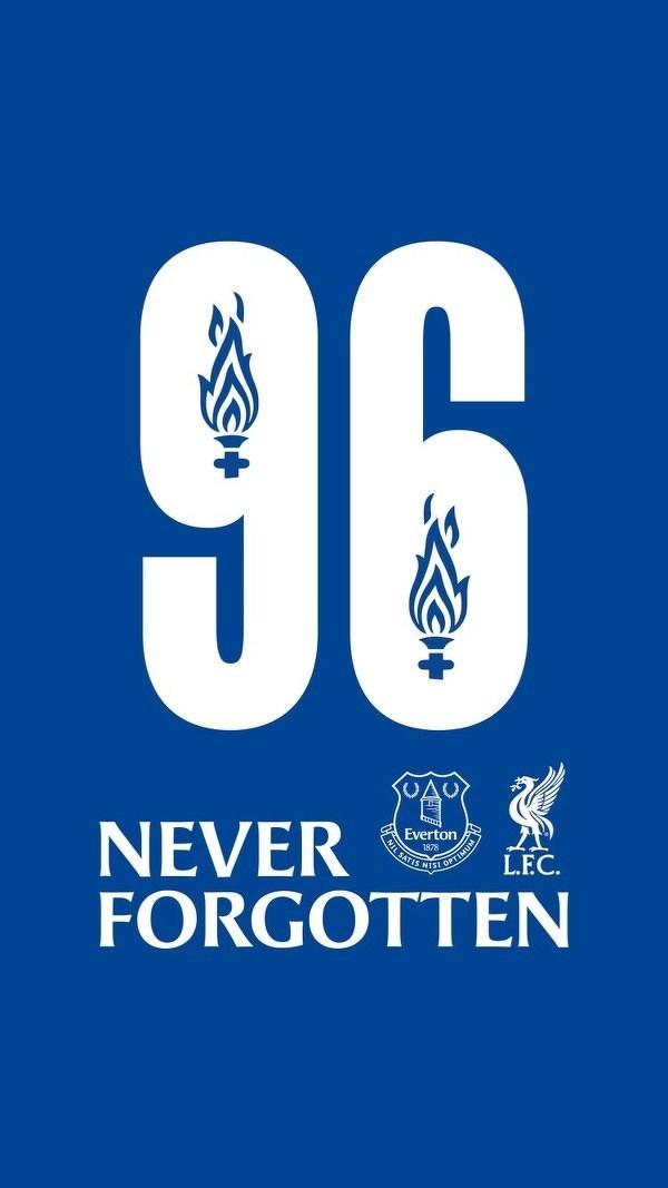 Everton oddał hołd zmarłym na Hillsborough kibicom Liverpoolu