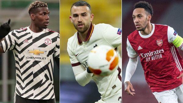 Któryś z tych panów wygra ligę Europy?
