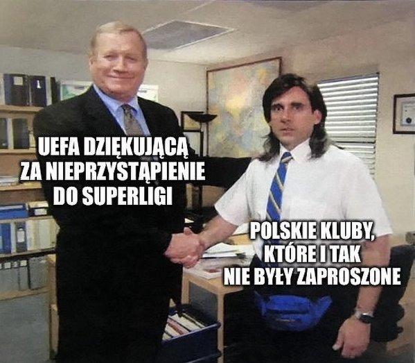 Polskie kluby i Superliga