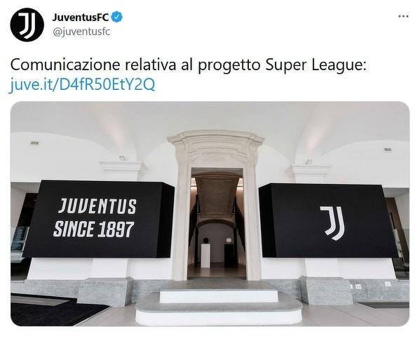 Juventus również się wycofał. W Superlidze został już tylko Real i Barcelona. To koniec?