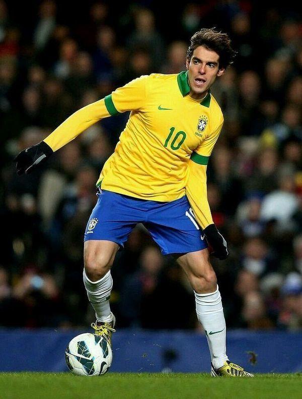 Dziś były mistrz świata Kaká kończy 39 lat