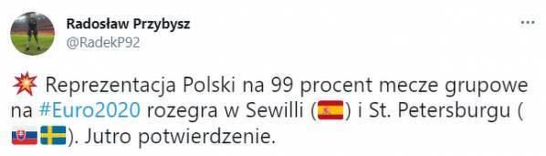 Zagramy w Hiszpanii i Rosji