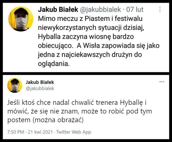 Typowy dziennikarz sportowy w Polsce
