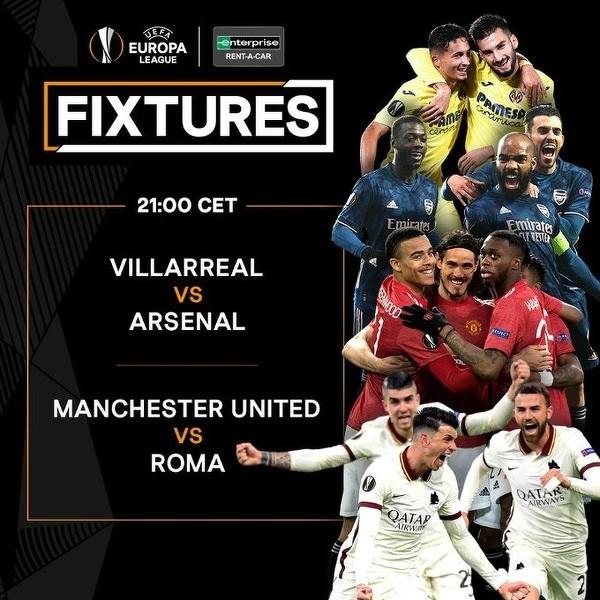 Kto zagra w finale Ligi Europy?
