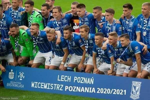 Lech Poznań jednak coś osiągnął w tym sezonie