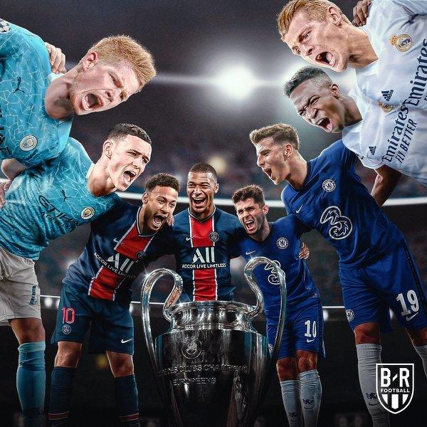 Kto zagra w finale Ligi Mistrzów?