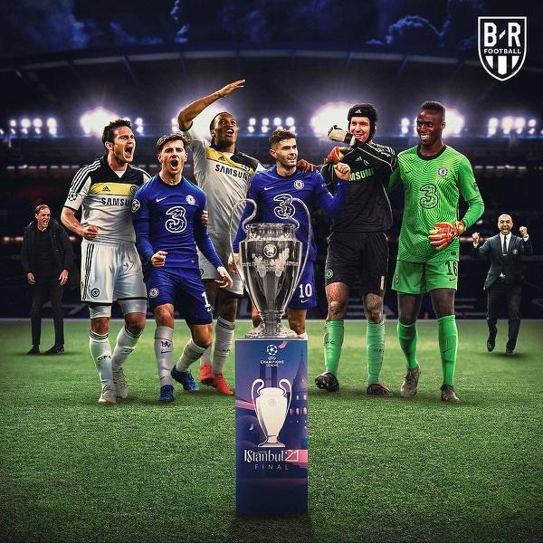 9 lat czekała Chelsea na kolejny finał Ligi Mistrzów