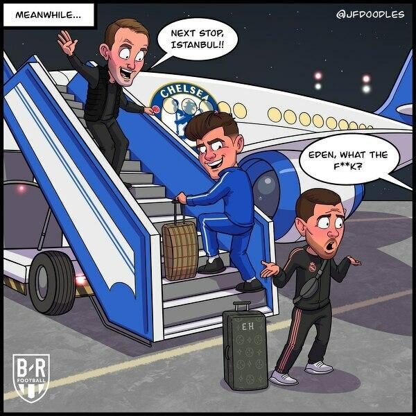 Chelsea w drodze do Stambułu na finał Ligi Mistrzów