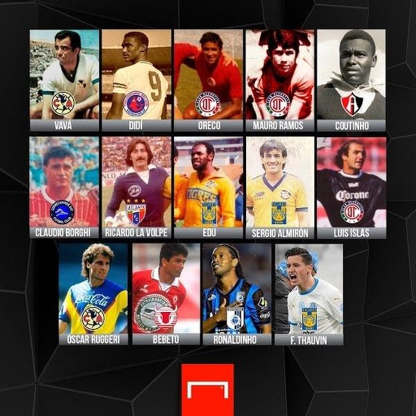 W Tigres zawsze grali najlepsi piłkarze na świecie