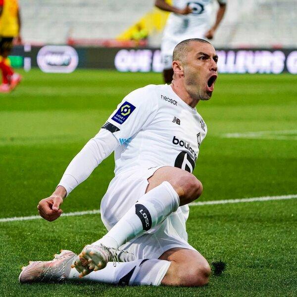Burak Yılmaz strzelił 10 goli w ostatnich 8 meczach dla Lille i reprezentacji Turcji