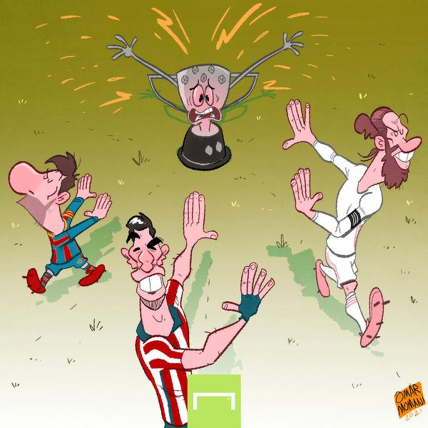 Nikt w tym sezonie nie chce wygrać mistrzostwa Hiszpanii