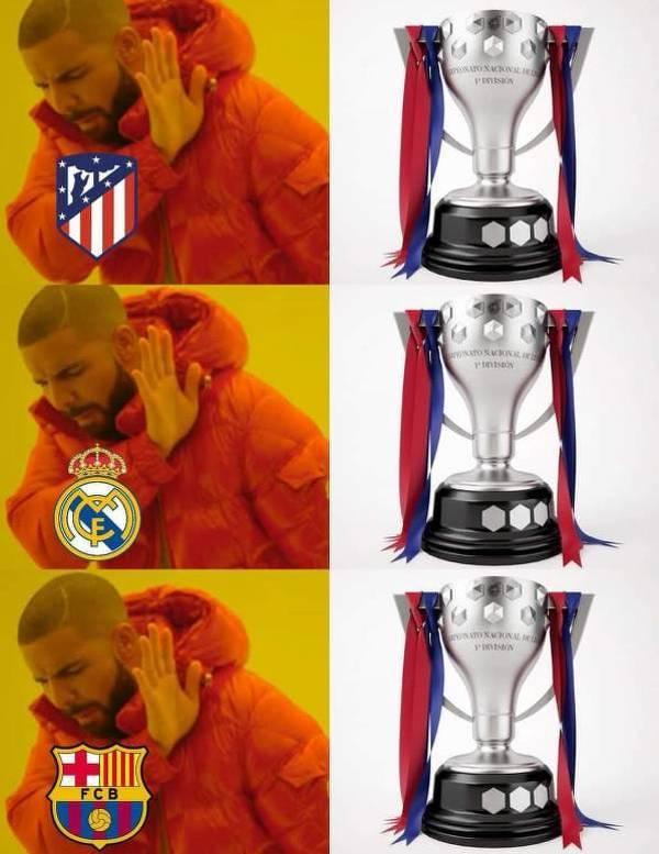 Tymczasem w czołówce La Liga