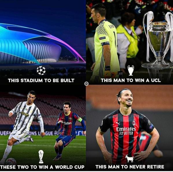 Rzeczy, które każdy fan piłki nożnej chce zobaczyć
