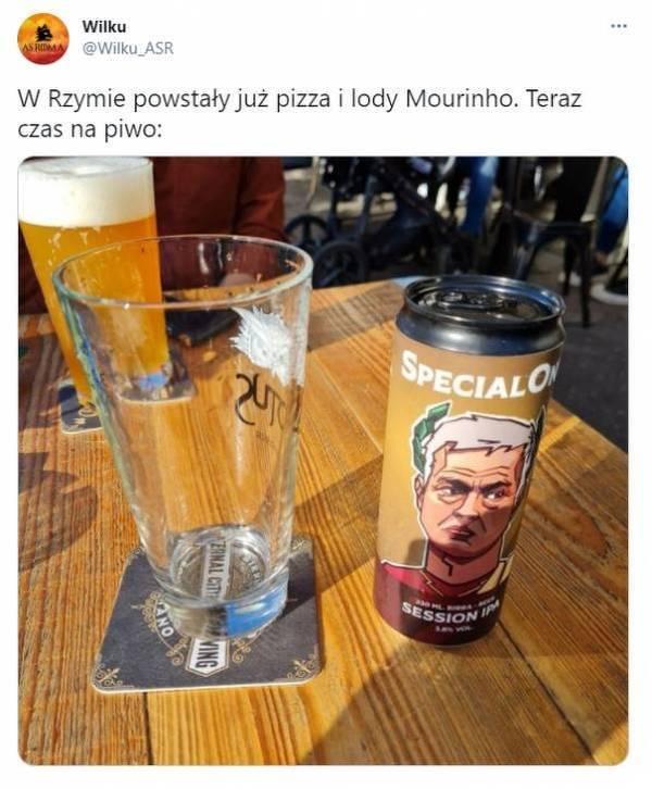 W Rzymie są już gotowi na przybycie Mourinho